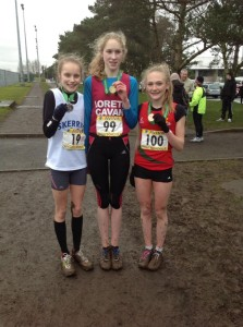 Zoe achieves top three placing at Irish Schools Final
